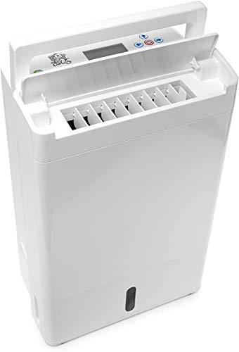 Meaco DD8L Zambezi Luftentfeuchter, 660 W, 240 V, Weiß, 8L