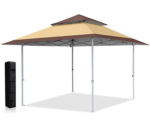 ABCCANOPY 13x13 Canopy Tent Instant Shelter Pop Up Canopy 169 sq.ft Outdoor...