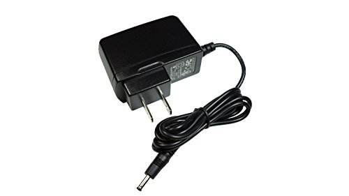 UL Listed North American 110V Wall Charger for Rugged Geek RG500, RG600 and RG1000 Portable Jump Starters. 15V 1A Output