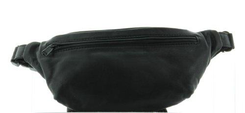 Prato heuptas P4 - zwart