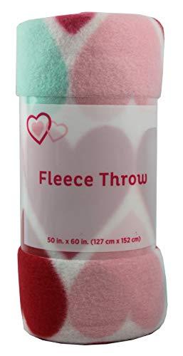 Dazzling Deals Fleece Throw