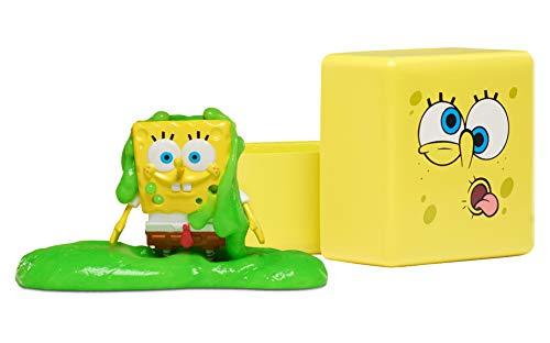 Cubos de Slime Bob Esponja com Figura Surpresa - Mattel