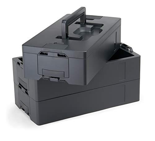 Bosch Sortimo H-BOXX - Maletín para herramientas de presentación y distribución (ideal para profesionales de la distribución y profesionales)