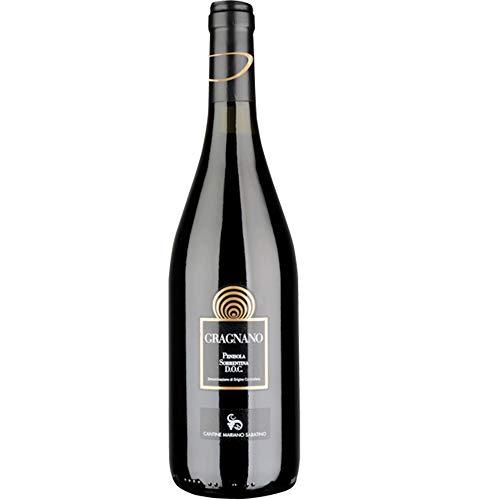 Gragnano DOC   Il Vino della Penisola Sorrentina   Cantine Mariano Sabatino   Vino Rosso della Campania   Idea Regalo