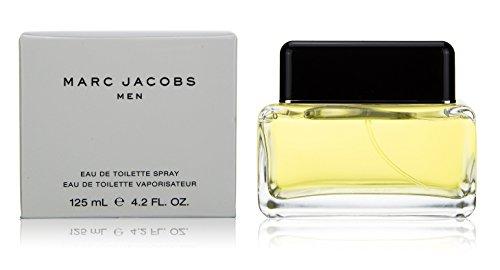 MARC JACOBS Man EDT Vapo 125 ml, 1er Pack (1 x 125 ml)
