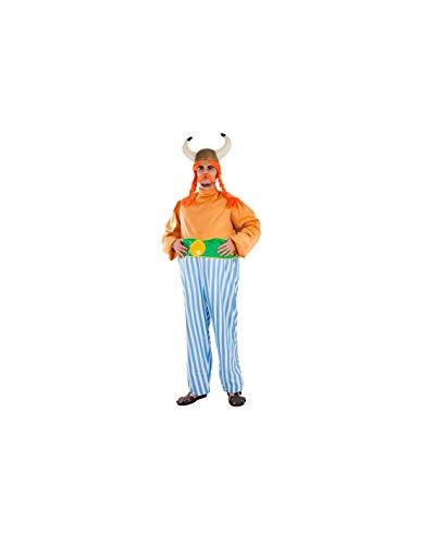 DISBACANAL Disfraz Galo pelirrojo para Adulto - -, XL