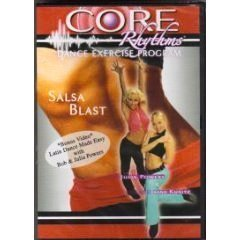 Core Rhythms Salsa Blast - Tanzen für eine Top-Figur