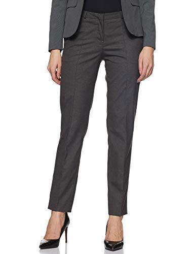 Van Heusen Woman Trouser Suit (VWTF1F86280_Grey_30)