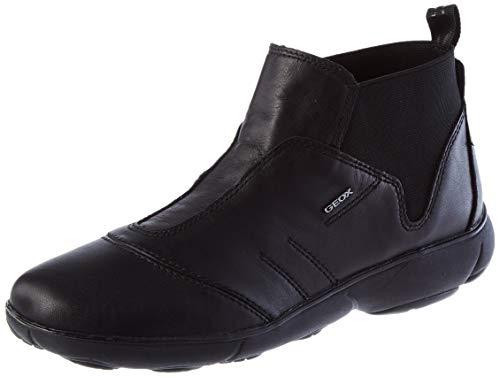 GEOX D NEBULA A BLACK Women's Boots Chelsea size 41(EU)