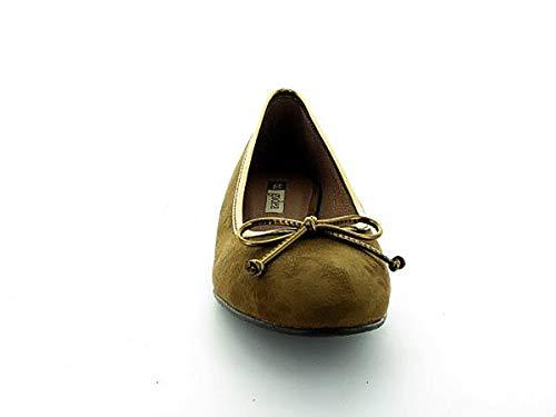 Gadea - Bailarinas para mujer marrón marrón 38
