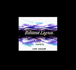 Bahamut Lagoon (J) [T-Fre] 16 Bit Big Gray Game Card For NTSC USA Game Console