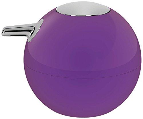 Spirella Seifenspender Bowl Flüssigseifen-Spender Fassungsvermögen 250ml - Lila