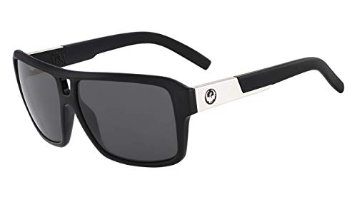 Dragon Dr The Jam Ll Mi Gafas de sol, Jet Black, 60MM, 13MM, 135MM para Hombre