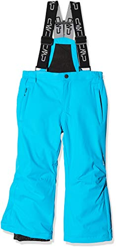 CMP Kinder Hose Ski Skihose, Blue Jewel, 164