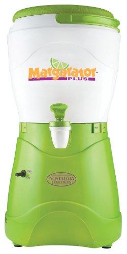 Nostalgia HSB590 1-Gallon Stainless Steel Margarita & Slush Maker