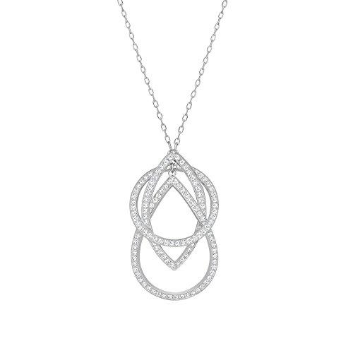 Swarovski Genius blanco collar 5269542
