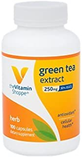 Best green tea extract vitamin shoppe Reviews