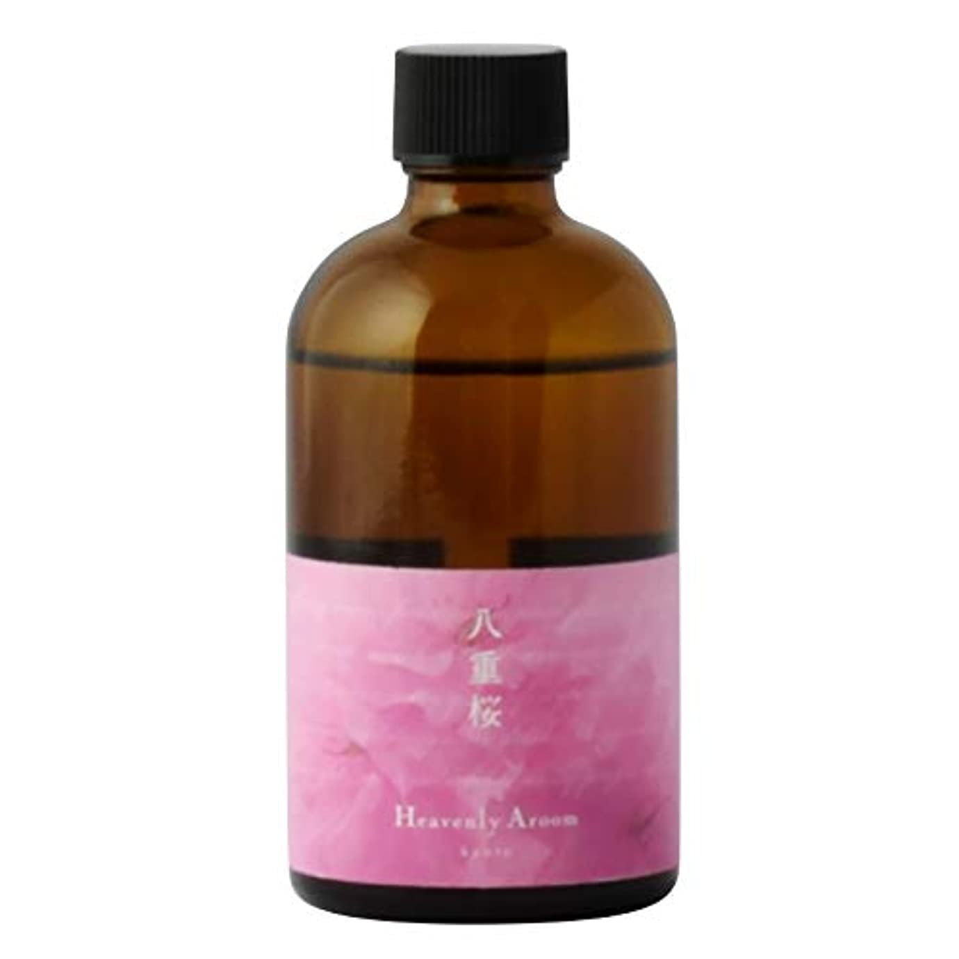 海洋乳白消毒剤Heavenly Aroomフレグランスリフィル 八重桜 100ml