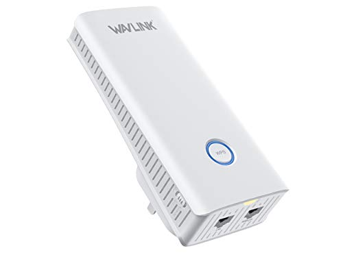 WAVLINK AC2100 Gigabit Port WLAN Repeater/Access Point/WLAN-Router, Dual Band (1733M 5G + 300M 2,4G) / Plug & Play, WPS