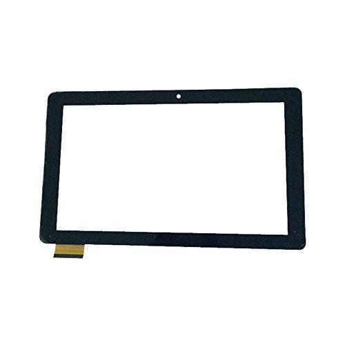 Negro Color EUTOPING  De Nuevo 10.1 Pulgadas Pantalla tactil Digital La sustitución de para Wolder miTab CALIParaNIA