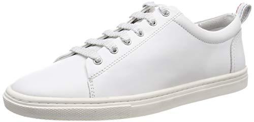 P-L-D-M by Palladium Beguin Lea, Baskets Femmes, Blanc (Off White 184), 36 EU