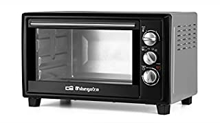 ORBEGOZO 16368 Horno eléctrico de sobremesa. Capacidad de 20 litros HO 210 20L, Inox (B01DJ62FBI) | Amazon price tracker / tracking, Amazon price history charts, Amazon price watches, Amazon price drop alerts