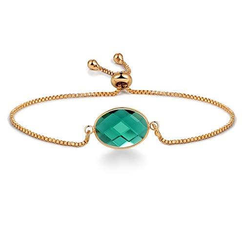 SDFASV Fashion Butterfly Bracelet & Bangle for Women Simple Adjustable Gold Silver Color Bracelets Pulseras Mujer Jewelry Gifts SL1319