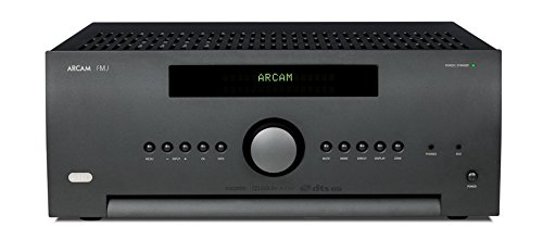 Arcam AVR550 7.1Kanäle Surround 3D - AV-Receiver (7.1 Kanäle, Surround, 110 dB, 20 - 20000 Hz, DAB,DAB+,FM, Spotify)