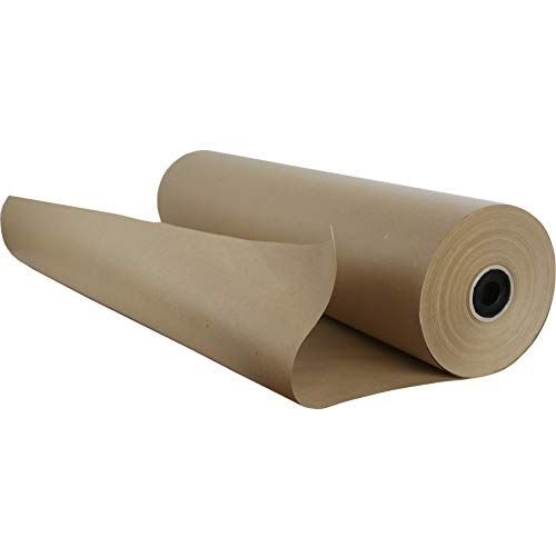 1 Rolle Natronpackpapier 75cm | 15kg/Rolle | 70g/m² | Einschlagpapier