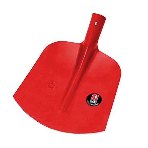 Idealspaten 5305124300 Sandschaufel Baumeister Holländer in rot 3/4-30cm, 40 x 25 x 15 cm