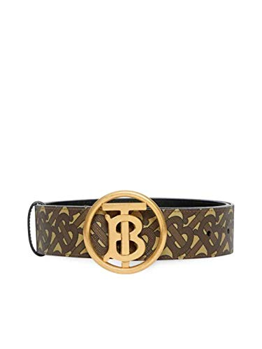 Luxury Fashion | Burberry Dames 8023451 Bruin Polyurethaan Riemen | Lente-zomer 20