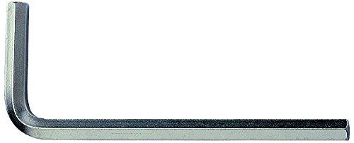 Bellota 6450-7 N llave allen niquelada 7, Standard, 34 x 95 mm