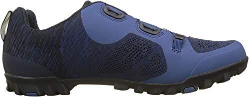 VAUDE Tvl Skoj, Zapatillas de Ciclismo de Carretera Unisex Adulto, Azul (Fjord Blue 843), 42 EU