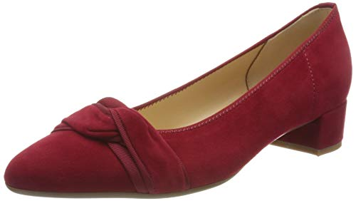 Gabor Shoes Damen Fashion Pumps, Rot (Rubin 15), 40 EU