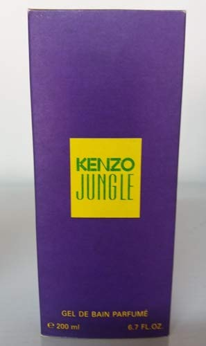 Kenzo JUNGLE Gel de bain parfumé 200ml