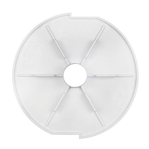 Poolmaster Swimming Pool Skimmer Vacuum Plate