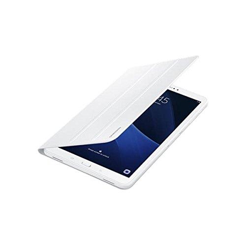 SAMSUNG Book Cover für Galaxy Tab A 10.1 (2016) Schutzhülle für Vorder- und Rückseite mit Aufstellfunktion weiss