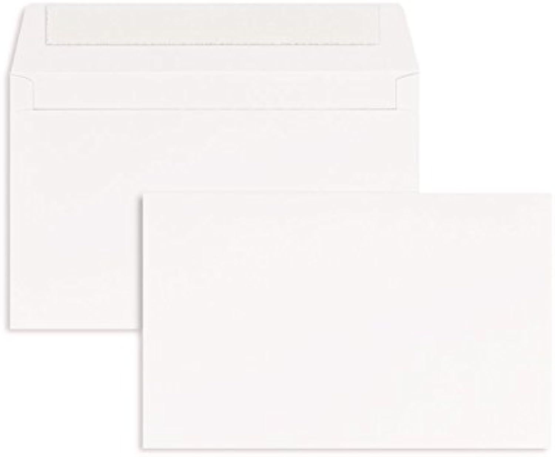 Briefhüllen     Premium   124 x 175 mm Weiß (825 Stück) mit Abziehstreifen   Briefhüllen, KuGrüns, CouGrüns, Umschläge mit 2 Jahren Zufriedenheitsgarantie B01DW9KKPA | Haltbarkeit  e6b355