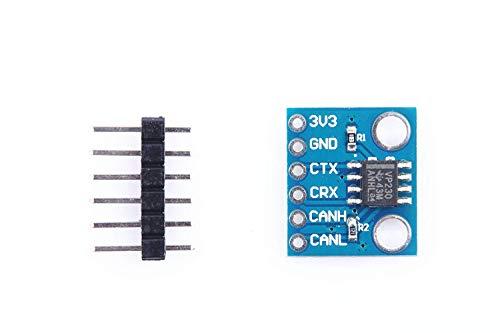 ICQUANZX SN65HVD230 CAN-Bus-Modul Kommunikationsmodul CAN-Bus-Transceiver für Arduino