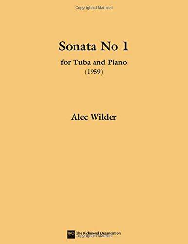 Sonata for Tuba and Piano (1959): Tuba (B.C.)