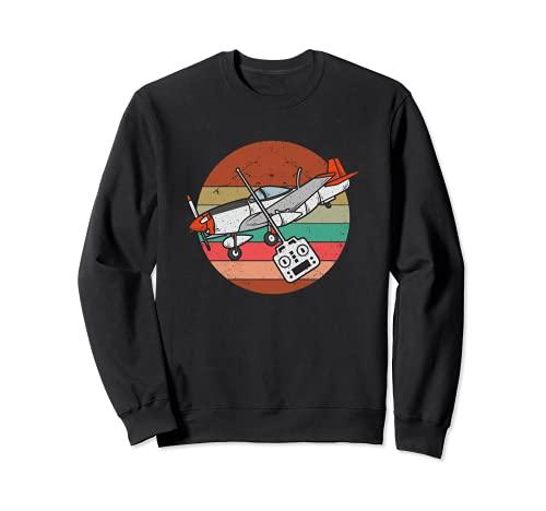 RC costruttore di aeromodelli | pilota di aeromodelli Felpa