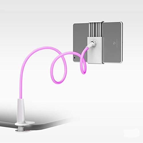 hequnhequn Mobiele telefoon luie beugel tablet computer universele verdikte desktop nachtkastje luie tablet beugel, roze