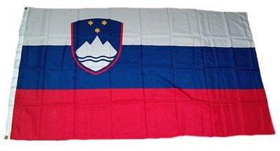 Fahne/Flagge Slowenien NEU 60 x 90 cm Fahnen Flaggen