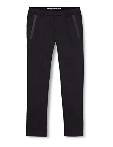 BOSS Mens Rogan4-1 Pants, Black (1), 54