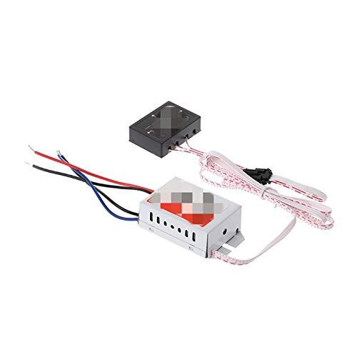 SSGLOVELIN Interruptor táctil de Encendido/Apagado para Accesorios de iluminación de lámpara de Espejo 50 / 60Hz XD-621