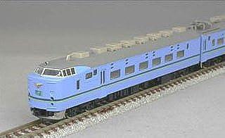 Nゲージ車両 限定583系きたぐに旧10両 92930