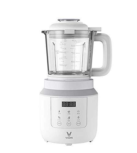 JXWWNZ Standmixer Smoothie Maker, 600W Smoothie Blender, Schleifer und EIS-Zerkleinerungsmaschine, 35.000 U/min, 1.0L Tritan-Behälter Ohne BPA,B