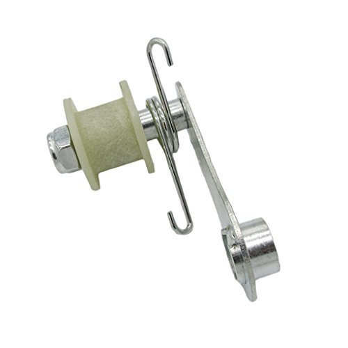 FLAMEER Kettenspanner Spannrolle Für 110ccm 125ccm 140ccm Pit PRO Dirt Bike