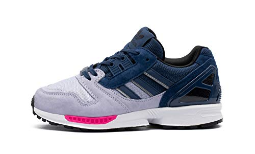 adidas Originals ZX 8000 W, Purple Tint-tech Indigo-core Black, 4,5