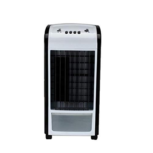 Groundlevel easy move portable air cooler 3.5 litre stylish cooling unit with multi speed options